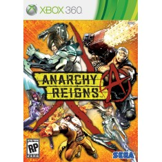 Jogo Anarchy Reigns Xbox 360 Sega