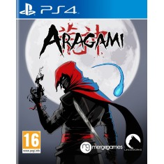 Foto Jogo Aragami PS4 Maximum Games