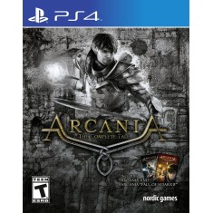 Foto Jogo Arcania The Complete Tale PS4 Nordic Games