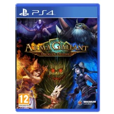 Foto Jogo ArmaGallant Decks of Destiny PS4 Maximum Games