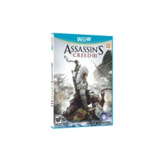 Foto Jogo Assassin's Creed 3 Wii U Ubisoft