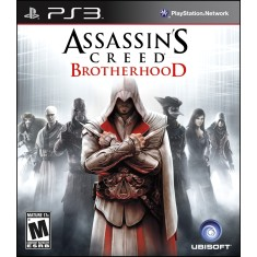 Foto Jogo Assassin's Creed: Brotherhood PlayStation 3 Ubisoft