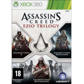 Foto Jogo Assassin's Creed: Ezio Trilogy Xbox 360 Ubisoft
