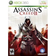 Jogo Assassin´s Creed II Xbox 360 Ubisoft