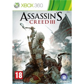 Foto Jogo Assassin's Creed III Xbox 360 Ubisoft