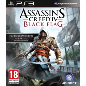 Foto Jogo Assassin's Creed IV Black Flag PlayStation 3 Ubisoft