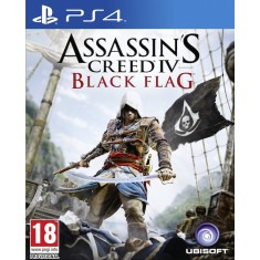 Foto Jogo Assassin's Creed IV: Black Flag PS4 Ubisoft