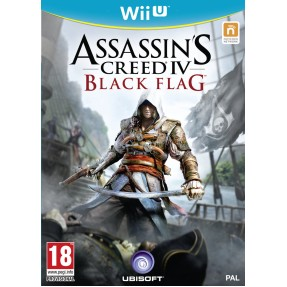 Foto Jogo Assassin's Creed IV Black Flag Wii U Ubisoft