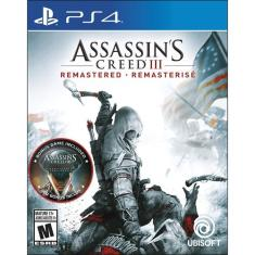 Jogo Assassin's Creed lll PS4 Ubisoft