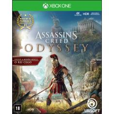 Jogo Assassin's Creed Odyssey Xbox One Ubisoft