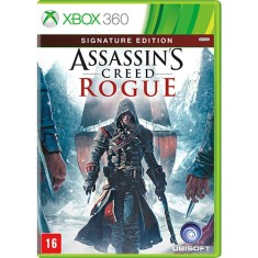Foto Jogo Assassin's Creed Rogue Xbox 360 Ubisoft