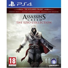 Foto Jogo Assassin's Creed The Ezio Collection PS4 Ubisoft