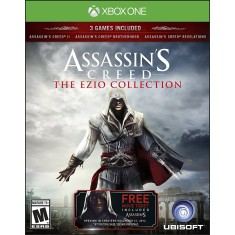 Foto Jogo Assassin's Creed The Ezio Collection Xbox One Ubisoft
