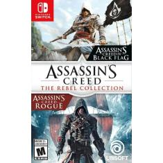 Jogo Assassin`s Creed: The Rebel Collection Edição Steard Ubisoft Nintendo Switch