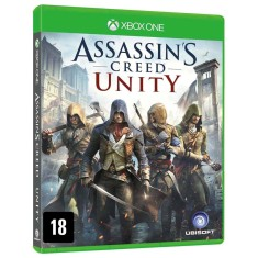 Foto Jogo Assassin's Creed Unity Xbox One Ubisoft