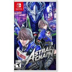 Jogo Astral Chain Platinum Nintendo Switch