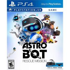 Jogo Astro Bot Rescue Mission PS4 JAPAN Studio