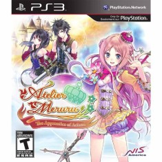 Foto Jogo Atelier Meruru: The Apprentice of Arland PlayStation 3 NIS