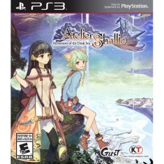 Foto Jogo Atelier Shallie: Alchemists of the Dusk Sea PlayStation 3 Koei