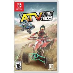 Jogo Atv Drift & Tricks Microids Nintendo Switch