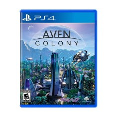 Foto Jogo Aven Colony PS4 Team17