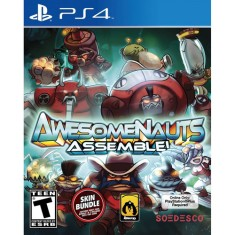 Foto Jogo Awesomenauts Assemble PS4 Soedesco