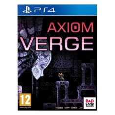 Foto Jogo Axiom Verge PS4 BadLand Games
