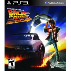 Foto Jogo Back To The Future PlayStation 3 Telltale