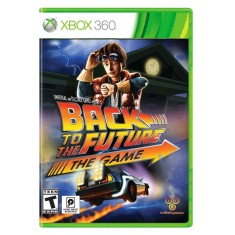 Foto Jogo Back to the Future: The Game Xbox 360 Telltale