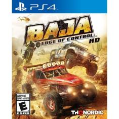 Foto Jogo Baja: Edge Of Contro PS4 THQ