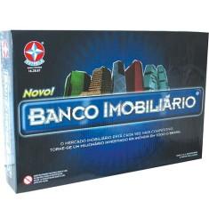 Jogo Banco Imobiliário Grande Estrela