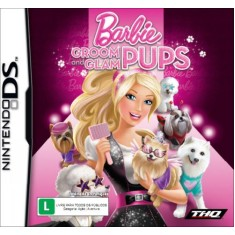 Foto Jogo Barbie Groom And Glam Pups THQ Nintendo DS