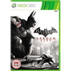 Jogo Batman Arkham City Xbox 360 Warner Bros