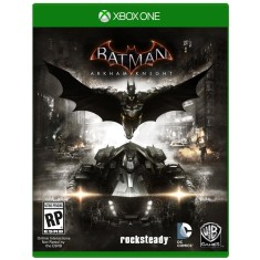 Foto Jogo Batman Arkham Knight Xbox One Warner Bros