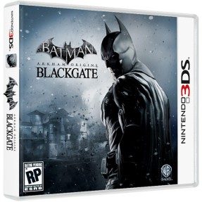 Foto Jogo Batman Arkham Origins Blackgate Warner Bros Nintendo 3DS