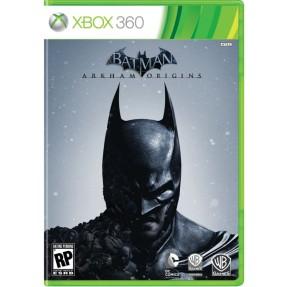 Jogo Batman Arkham Origins Xbox 360 Warner Bros