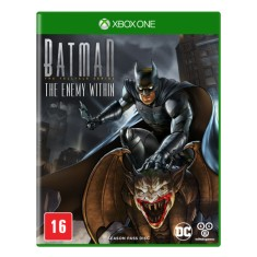 Foto Jogo Batman The Enemy Within Xbox One Telltale