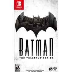 Jogo Batman The Telltale Series Telltale Nintendo Switch
