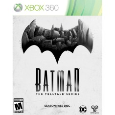 Foto Jogo Batman The Telltale Series Xbox 360 Telltale