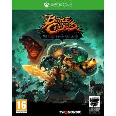 Foto Jogo Battle Chasers Nightwar Xbox One THQ