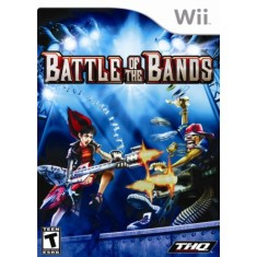 Foto Jogo Battle Of The Bands Wii THQ