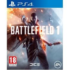 Foto Jogo Battlefield 1 PS4 EA