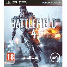 Foto Jogo Battlefield 4 PlayStation 3 EA