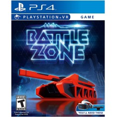 Foto Jogo Battlezone PS4 Rebellion