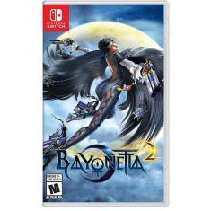 Jogo Bayonetta 2 Platinum Nintendo Switch