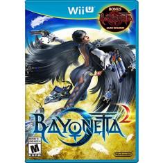 Jogo Bayonetta 2 Wii U Nintendo