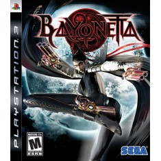 Jogo Bayonetta PlayStation 3 Sega