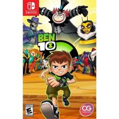 Jogo Ben 10 Outright Games Nintendo Switch