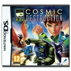 Foto Jogo Ben 10 Ultimate Alien Cosmic Destruction D3 Publisher Nintendo DS