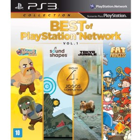 Jogo Best of PlayStation Network Vol. 1 PlayStation 3 Sony